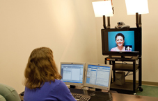 Feature A new emphasis on telehealth