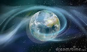 surrounding earth